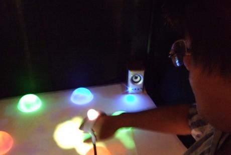 touchthelight